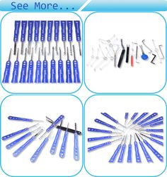 Keymam best manufacturer and supplier of lock pick tools in China. They have a variety of lock pick sets all made with an extremely durable. You can find here perfect products for your needs.