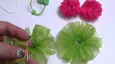 (45) FloresyMoños Faciles - YouTube