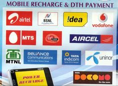 Online Mobile Recharge and Bill payment by Sara Recharge