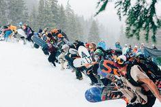 Meg Haywood Sullivan snowboarding photography Exposure Photo Competition