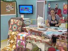 Patchwork Ana Cosentino: Colcha Dupla Face (Especial no Ateliê Ana Cosentino) - YouTube
