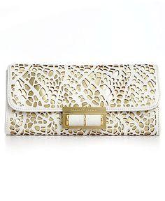 White-hot! Ivanka Trump Pearl Clutch #bag #purse BUY NOW!