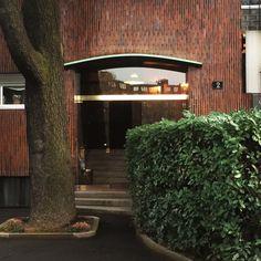 formophil:  Wohnhaus Piazza Carbonari Luigi Caccia Dominioni Milano