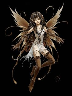 Dark Fairy Tattoos | Fairy Wallpapers and Fairy Backgrounds 1 of 93