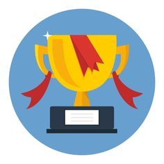 Golden winner cup @creativework247