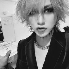 Aesthetic Images, Aesthetic Grunge, Pretty People, Beautiful People, Cute Japanese Boys, Ruki The Gazette, Gothic Corset, Gothic Steampunk, Steampunk Clothing