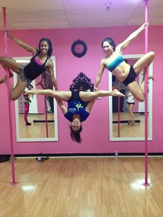you should come check us out we have two locations 22221 Avalon Blvd., Carson, 90745, (562) 225-2568, and 9552 Foothill Blvd., Rancho Cucamonga, (909) 437-4030 book your next pole party or pole class at www.RomanceAndDance.com check out our intro offer for $39 for 4 classes or you can try one class for $25. We also have monthly packages ... 8 classes for $99 or $199 for unlimited and Classes are everyday!!! See you on the pole