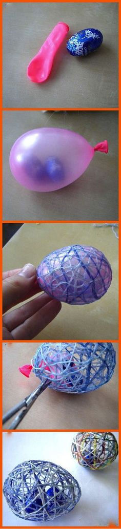 Don't miss out! Follow DIY Fun Ideas on facebook now for more ideas and inspirations! You've gotta admit that this is pretty cool! I love that there's that chocolate surprise inside the egg. Although it would be ashamed to have to break it open to get to it. Although, hmmm, string versus chocolate… I […]