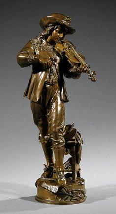 A French Figure Jean-Louis Gregoire : Lot 227
