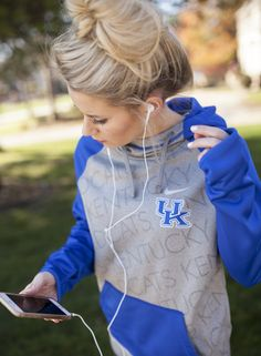 Workout Routine + Kentucky Apparel on OliviaRink.com