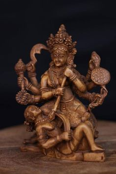 Durga Kali, Durga Goddess, Saraswati Statue, Great Graduation Gifts, Feminine Energy, Hinduism, Mother Gifts, Best Gifts, Lion Sculpture