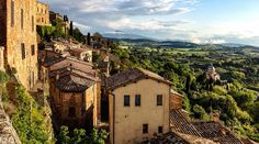 Монтепульчано: очаровательный тосканский городок, знаменитый на весь мир