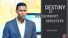 Zubi O'Peters is a Transformational Keynote Speaker and Trainer, Executive Coach, Marketing Consultant, and a Trusted Advisor to High Profile Individuals & Organisations. He is the Chief Executive and Strategist at Authority Growth Co.   #destiny #Environment #Sensitive #Zubi O'peters