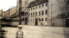 Stockholms Bysättningshäkte, här hamnade man som arbetslös, bostadslös etc