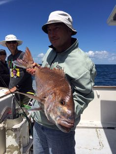 Good snapper again on a fresh bait