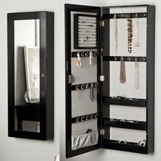 Best Ikea Wall Mount Jewelry Armoire