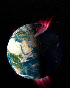 NASA+Northern+Lights | ... Satellites Discover What Triggers Eruptions of the Northern Lights