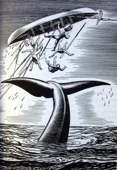 The Age of Uncertainty: Rockwell Kent and Moby Dick