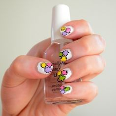 Patch Nail Art!