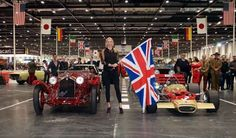 Shockingly, Londoners declare Great Britain world's greatest automobile producing country