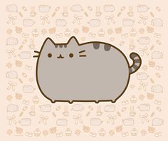 I reaaaally love Pusheen >___< <3 .