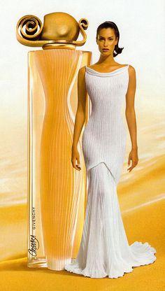 Organza Givenchy perfume - a fragrance for women 1996 #carolinaherrera #carolinaherreracolombia #colombia #perfume #perfumes