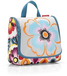 Reisenthel Travelling toiletbag special edition flower