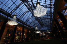Light Installations_Bruce Munro_Music Room_Pennsylvania