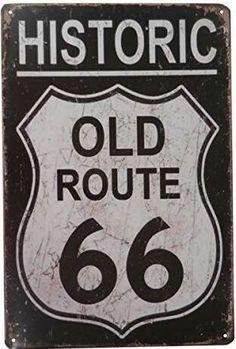 Metal Vintage SHABBY-CHIC Tin Sign Garage Pin Up Girl plaque//Frigo Magnétique
