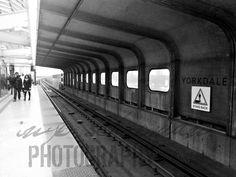 York Mills Station - Toronto Travels