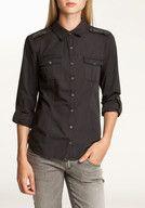 VERO MODA Surviver L/S Shirt - NFS Hemden und Blusen langarm, black