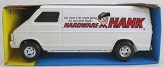 Ertl-Hardware-Hank-Dodge-Van 3510-