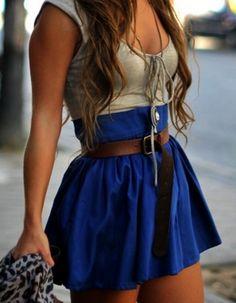 LOVE the belt too!!!