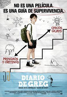 Diario de Greg - Diary of a wimpy kid