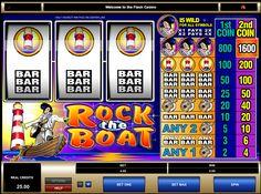 "★★★GAME SLOT LEMACAU"" ROCK THE BOAT "" ★★★"