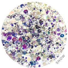 Snow – Wildflowers Nails