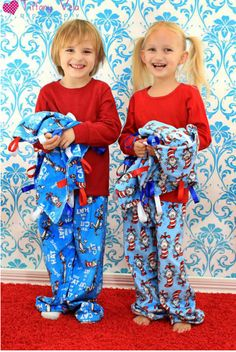 Taylor's Pajama's Pants by CKC from Fabric.com!