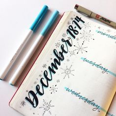 First half of the next week's spread, so happy that after this week is winter break!
