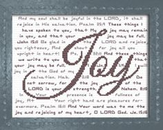 Embroidery Cross Stitches Joy - Eight Bible Verses - Cross stitch Joy Eight Bible Verses Learn Embroidery, Cross Stitch Embroidery, Embroidery Patterns, Cross Stitch Patterns, Butterfly Embroidery, Hand Embroidery, Cross Stitch Heart, Simple Cross Stitch, Embroidery Techniques