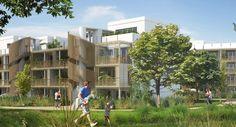 """""""L'habitat participatif à Bayonne. Novembre 2012 – Mai 2014"""" (L'autre TV / Le Col). Projection proposée par l'AERA le mercredi 14 janvier 2015 au CMAV."""