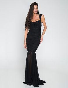 LOLLA BLACK DRESS