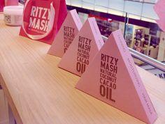 Aceite de coco natural Ritzy Mash