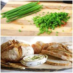 Chive spread recipe