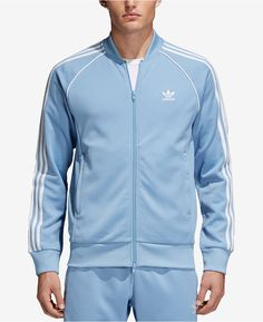 8ad0db7a8708a adidas Men s Superstar Track Jacket Red Adidas Jacket
