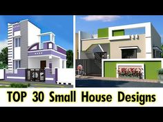 NIKSHAIL - YouTube Front Elevation Designs, House Elevation, Small House Design, Modern House Design, East Pakistan, House Front, Beautiful Homes, Ranch, Flooring