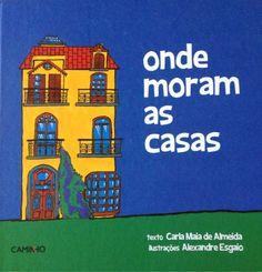 O m as casas by S Almeida via slideshare