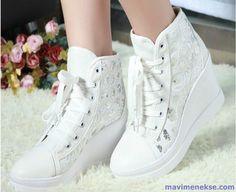 Converse Gelin Ayakkabısı