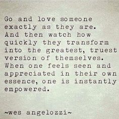 Yea, I see this all the time... Transformation of their true self, awakening their true potential now. Great post!