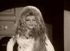 Violetta Villas #polish #singer #curls #longhair #oldschool #70s #diva #glamour #boys #love #inspiration @white #dress #femme #fatale #gif
