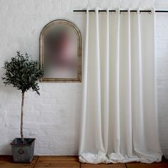 CREAM PLAIN MESH Eyelet Curtain Linen Bedding, Fabric Collection, Shower Curtain, Window Styles, Curtains, Basic Shower Curtain, Scatter Cushions, Scented Candles, Cotton Blankets